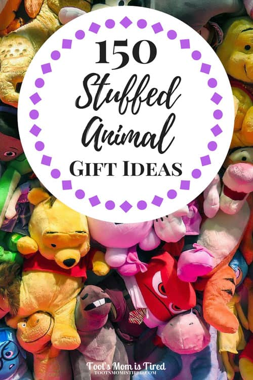 150 Stuffed Animal Gift Ideas For Babies And Toddlers