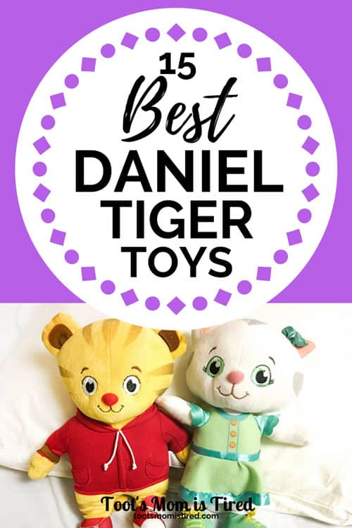 Daniel Tiger Toys for Your Toddler